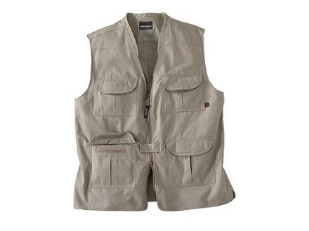 Woolrich Elite Lightweight Discreet Carry Vest Cotton Canvas