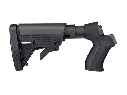 Advanced Technology Talon T2 6-Position Collapsible Stock with Scorpion Recoil System Winchester SXP 12 Gauge Black