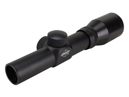 Swift Reliant Pistol Scope 2x 20mm Quadraplex Reticle Matte