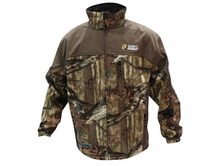 ScentBlocker Men's WindBlocker Jacket