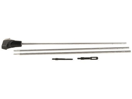 "Hoppe's 3-Piece Rifle Cleaning Rod All Calibers 33"" Aluminum 8 x 32 Thread"