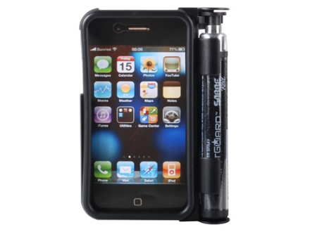 Sabre SmartGuard iPhone 3 Case Pepper Spray Black