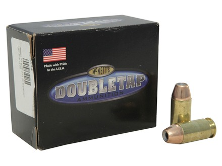 Doubletap Ammunition 45 ACP+P 255 Grain Equalizer Jacketed Hollow Point Box of 20