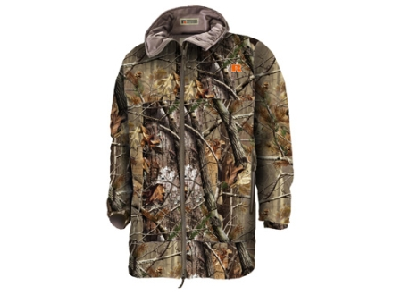 APX Men's L5 Whiteout Insulated Jacket Polyester Realtree AP Camo Large 42-44