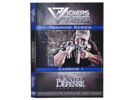 "Daniel Defense ""Vickers Tactical Training Series: Carbine 1"" DVD"