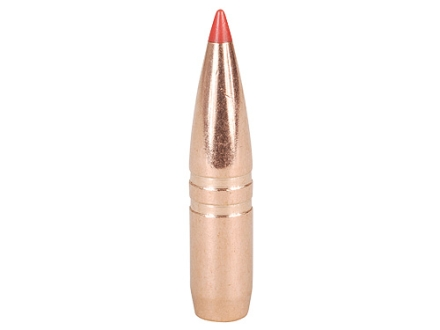 Hornady Gilding Metal Expanding Bullets 284 Caliber, 7mm (284 Diameter) 139 Grain GMX Boat Tail Lead-Free Box of 50