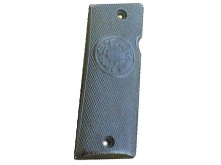 Vintage Gun Grips Star Type A Early-Style 9mm Caliber Polymer Black