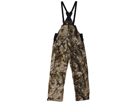 Browning Men's Hydro-Fleece PrimaLoft Waterproof Insulated Bibs Polyester Realtree Xtra Camo 2XL 44-46 Waist