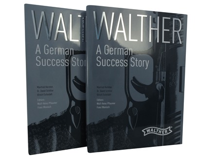 """Walther: A German Success Story"" Two Volume Set Book by Manfred Kersten, Dr. David Schiller, Ulrich Eichstadt"