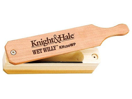 Knight & Hale Wet Willy Waterproof Box Turkey Call