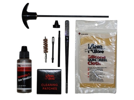 Kleen-Bore Pistol Cleaning Kit 38, 357, 9mm Luger Caliber