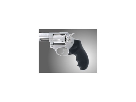 Hogue Monogrip Grips Ruger SP101 Nylon Black