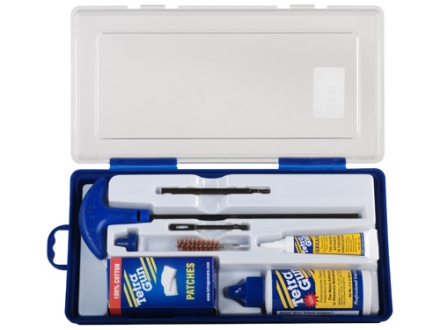 Tetra Gun ValuPro III Handgun/Pistol Cleaning Kit 44, 45 Caliber in Hard Plastic Container