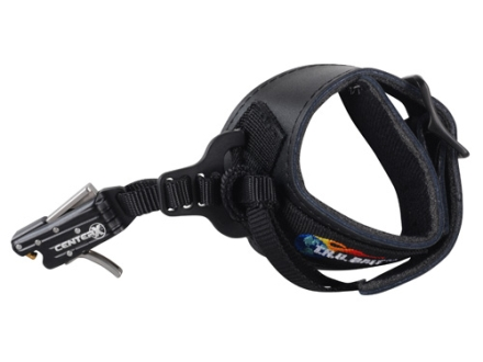 T.R.U. Ball Center X-S2 Bow Release Buckle Wrist Strap Black