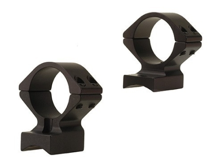 "Talley Lightweight 2-Piece Scope Mounts with Integral 1"" Rings 98 Mauser Small Ring Matte Low"