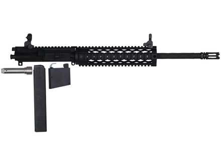 "Yankee Hill Machine Specter Upper Assembly Kit AR-15 9mm Luger 16"" Barrel 1 in 14"" Twist Matte With 32-Round Magazine"