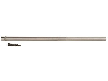 "Shilen Drop-In Match Barrel with Bolt AR-15 204 Ruger .920"" Muzzle Diameter 1 in 9"" Twist 24"" Stainless Steel"