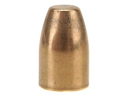 Winchester Bullets 38 Super (356 Diameter) 130 Grain Full Metal Jacket Flat Nose