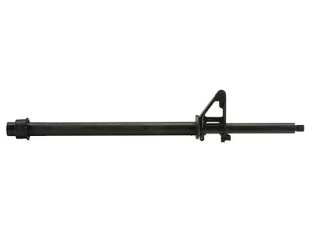 "Olympic Arms Barrel AR-15 223 Remington Heavy Contour 1 in 9"" Twist 20"" Chrome Moly Matte with Front Sight Pre-Ban"