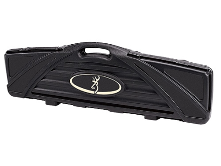 "Browning Mirage Double Rifle Gun Case 54"" with Zerust Polymer Black"