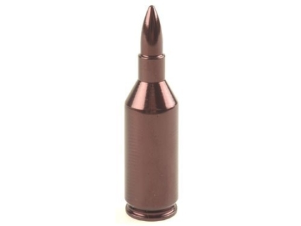 A-ZOOM Action Proving Dummy Round, Snap Cap 223 Winchester Super Short Magnum (WSSM) Package of 2