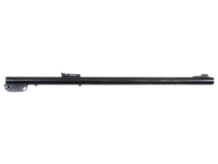 "Thompson Center Slug Barrel Thompson Center Encore 12 Gauge 3"" Chamber 24"" Rifled with Fiber Optic Sights Steel Blue"