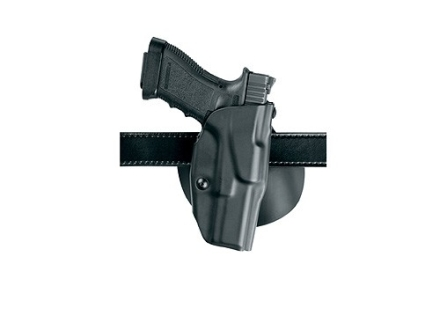 Safariland 6378 ALS Paddle and Belt Loop Holster Right Hand Glock 17, 22 Composite Black