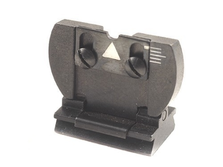 Lyman Rear Folding Leaf Sight #16C .500 High Elevates to .600