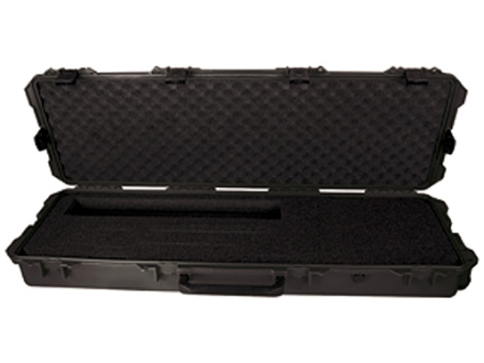 Storm Remington 870 Shotgun iM3200 Gun Case with Custom Foam Polymer Black
