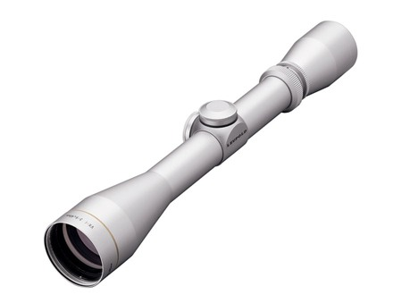 Leupold VX-1 Rifle Scope 3-9x 40mm Duplex Reticle Silver