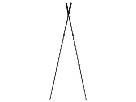 "Caldwell Bipod Shooting Sticks Standing Model 72"" Black"