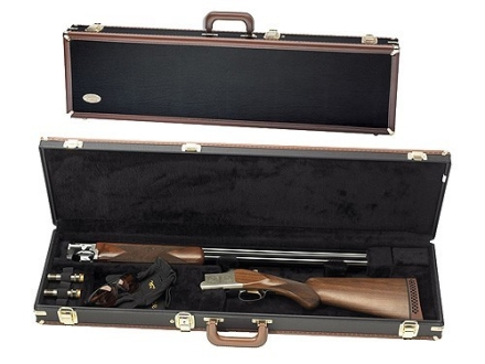 "Browning Takedown Shotgun Gun Case 34"" Vinyl Black with Tan Trim"