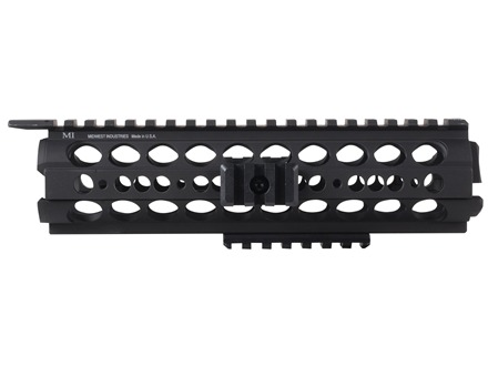 Midwest Industries SS-Series 2-Piece Drop-In Modular Rail Handguard AR-15 Aluminum