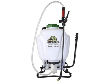 Biologic Backpack Sprayer Polymer 4 Gallon