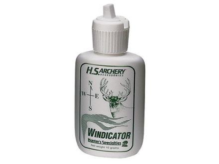 Hunter's Specialties Windicator Wind Checker Powder 10 Grams