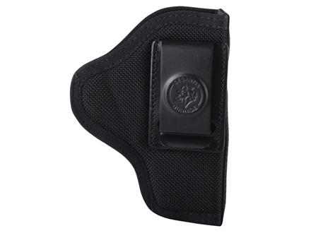 "DeSantis Pro Stealth Inside the Waistband Holster Ambidextrous Smith & Wesson J-Frame, Ruger SP101 2-1/4"", LCR Nylon Black"