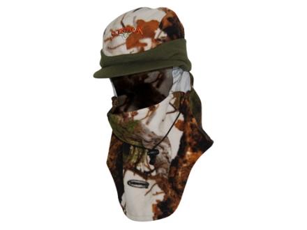 Scent-Lok Radar-Style Fleece Head Cover Polyester