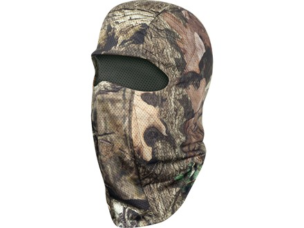 Rocky Mesh Face Mask Polyester Mossy Oak Break-Up Infinity Camo