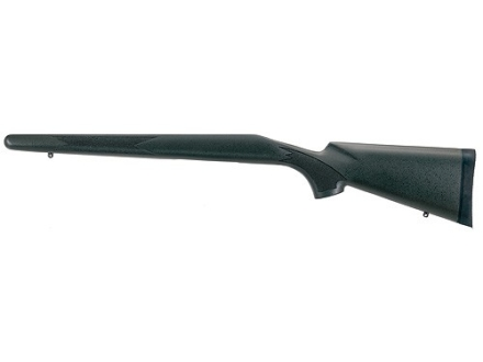 McMillan Remington Classic Rifle Stock 700 BDL Long Action Factory Barrel Channel Left Hand Fiberglass Painted Black Drop-In