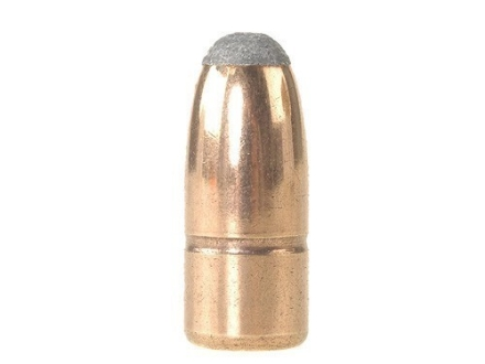 Woodleigh Bullets 475 Number 2 Nitro Express Jeffery (488 Diameter) 500 Grain Bonded Weldcore Round Nose Soft Point Box of 50