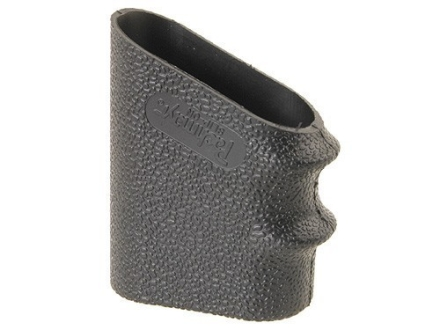 Pachmayr Slip-On Grip Sleeve with Finger Grooves Medium Rubber Black