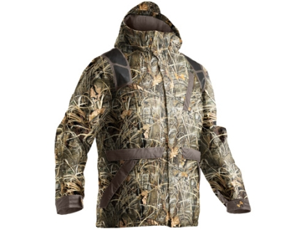 Under Armour Men's SkySweeper Extreme Parka Polyester Realtree Max-4 Camo XL 44-47