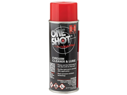 Hornady One Shot Gun Cleaner with Dyna Glide Plus 12 oz Aerosol