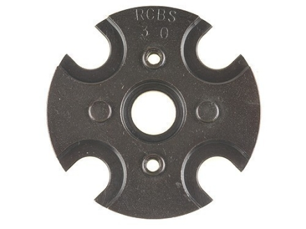 RCBS Auto 4x4 Progressive Press Shellplate #4 (7mm Remington Magnum, 300 Winchester Magnum, 338 Winchester Magnum)