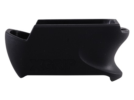 X-Grip Magazine Adapter Glock 19, 23 Magazine to fit Glock 26, 27 Polymer Black
