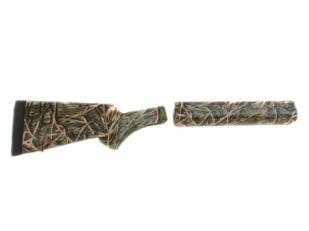 "Bell and Carlson Carbelite Classic 2-Piece Stock Browning A-5 12 Gauge 3"" Magnum Synthetic"