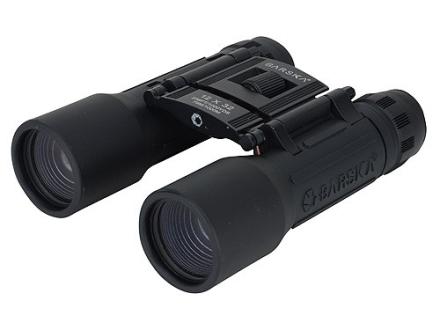Barska Lucid View Binocular 12x 32mm Roof Prism Rubber Armored Black