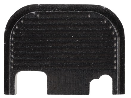 Lone Wolf Slide Cover Plate Glock all Models Black