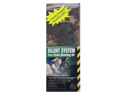 Hunter Safety System Silent System Treestand Silencing Kit Polyester Camo