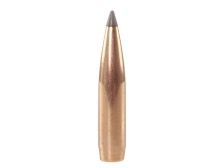 Factory Second Match Bullets 264 Caliber, 6.5mm (264 Diameter) 140 Grain Polymer Tipped Spitzer Boat Tail Box of 100 (Bulk Packaged)